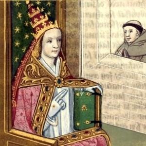 Папесса Иоанна — персонаж скандальный, но исключительно воображаемый