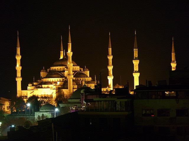 Стамбул. Фото: flickr.com