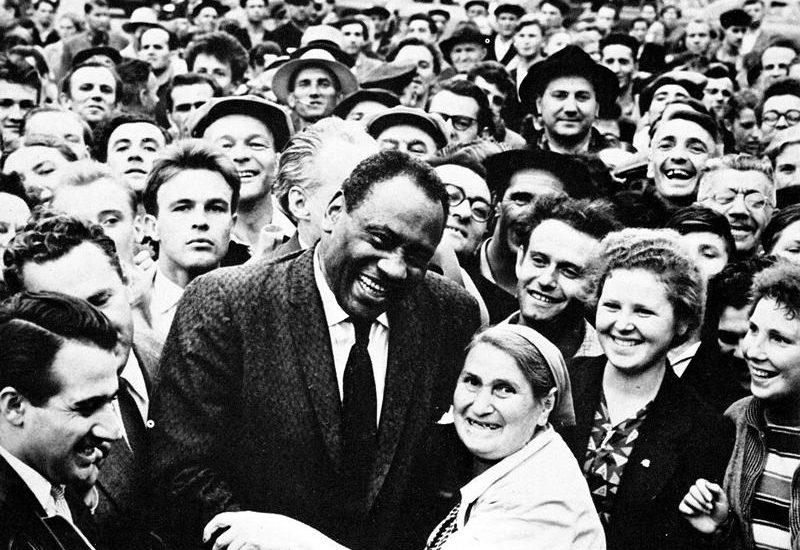 Красное и черное: загадка постсоветского расизма - relevant