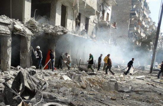 Сирия: проходя мимо...